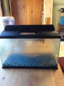10 gallon aquarium complete