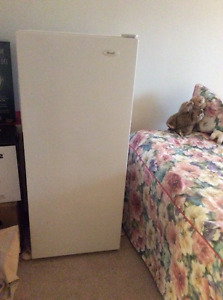APARTMENT SIZE UPRIGHT FREEZER