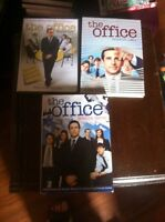 The Office seasons 1-7 on dvd