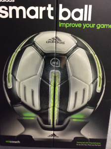 Addidas MiCoach smart ball
