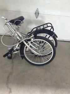Folding bike  6 Speed Mongoose