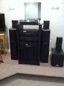 Kenwood Stereo - complete