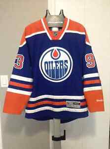 Ryan Nugent Hopkins oilers hockey jersey