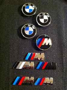 BMW M Series Center Wheel Cap - 68mm - set of 4 - New Never Used Kitchener / Waterloo Kitchener Area image 3