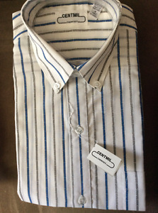 Brand new dress shirts for men or youth snmall and size 17