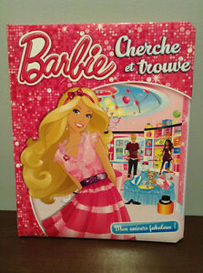 """BARBIE"" LOOK AND FIND BOARDBOOK.....BRAND NEW!"