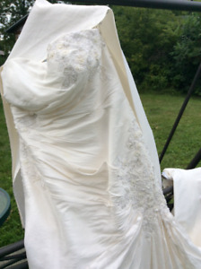 Robe de mariée France B. Pronuptia