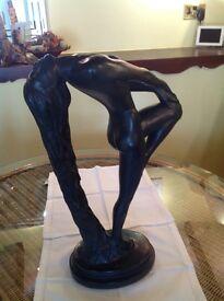 Figurine sculpture by Austin