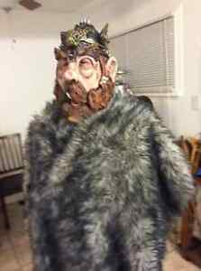 XL adult Viking costume