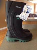 men's Steel Toe Viking CSA Approved rubber boots