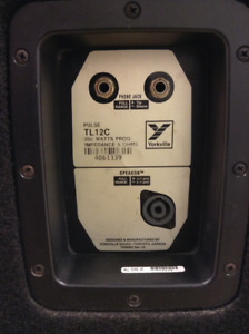 For Sale Yorkville Pulse TL 12C Speakers