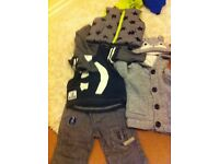 Baby boys clothes bundle - many new with tags