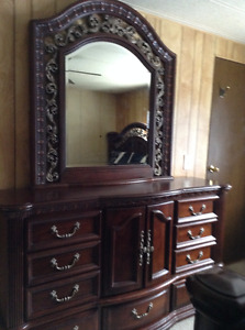 Elaborate Bedroom Set for sale