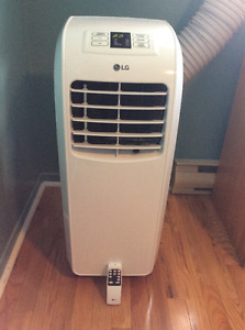 Portable air conditioner / dehumidifier
