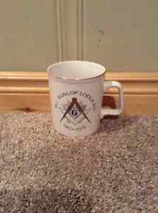 Masonic coffee mug Dunlop Lodge Kitchener / Waterloo Kitchener Area image 1