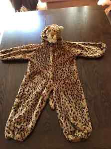 Cheetah costume size 2T