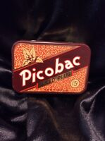Picobac tobacco sliced plug tin