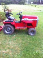Massey 1200 lawn tractor