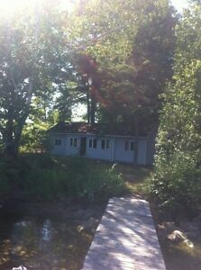 Cottage for sale on Smith Island, St Lawrence river