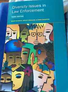 College Book For Sale Diversity issues in law enforcement 3rd ed