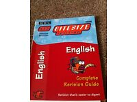 Key stage 3 complete english revision guide by the bbc