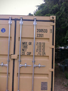 NEW :::: special on new 20ft one trip sea containers! Stratford Kitchener Area image 2