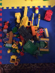 Assorted Lego Duplo