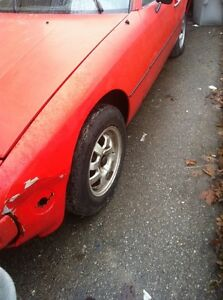 1977 Porsche 924 Trade for a sled !! Stratford Kitchener Area image 4
