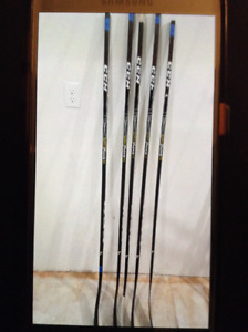 Top quality used sticks....mostly CCM