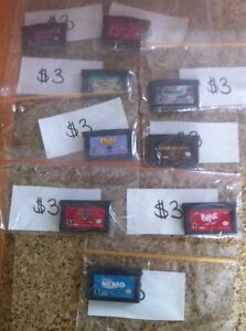 Nintendo DS and GBA Games For Sale Super Mario and Zelda