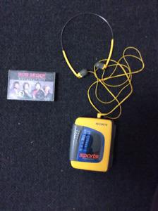 Sony Walkman Sports WM-FS191--WILL DELIVER