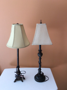 Few Lamps for Sale.