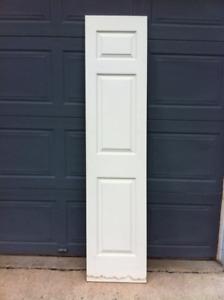 """Colonial 18"""" door"""