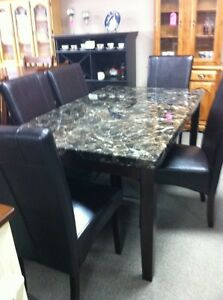 7 Pcs Table Set - New