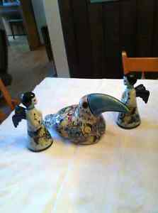 Objets d'art - Mexican Folk Sculptures NEW reduced PRICE