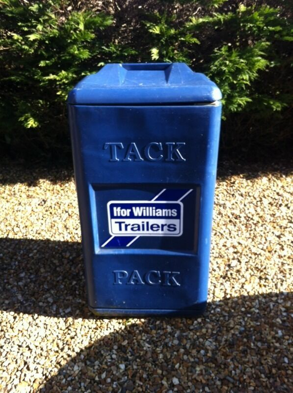 Ifor Williams Tack Pack In Ringwood Hampshire Gumtree