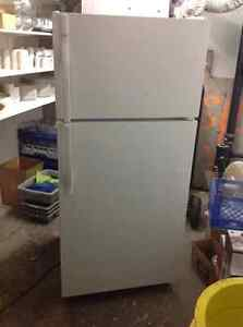 Washer dryer and 2 fridges