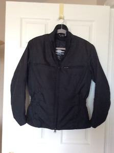 Women's Motorcycle Jacket, size small. Excellent condition