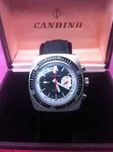 Men's Chrono Swiss Watch from Candino