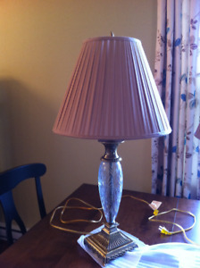 2 Decorative Table Lamps