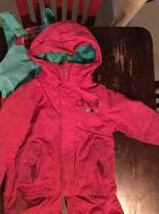 2T O'Neill snow suit