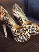 Club Couture leopard print