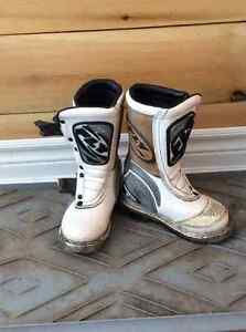like new FLY motocross boots