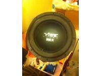 Vibe speaker/sub