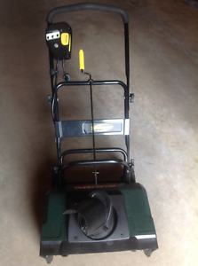 Electric Snow Thrower (YARDWORKS)