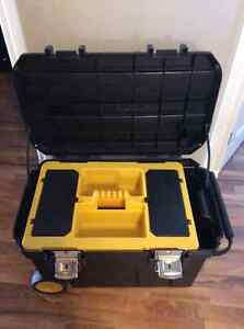 Stanley mobile contractor tool chest