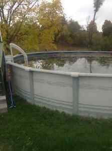 28' swimming pool with pump, filter, and accessories Kingston Kingston Area image 4