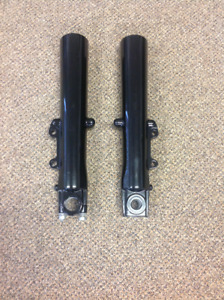 Black Fork Lowers for HD Touring models, Shipping Available