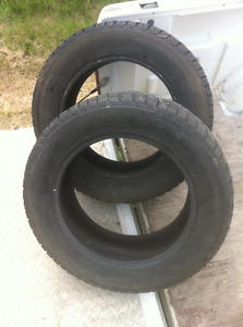 Nokian 205 60 R15 Tires.  Set of 2