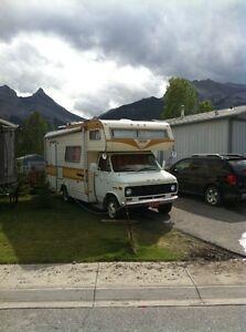 GMC Camper Van 4 Sale